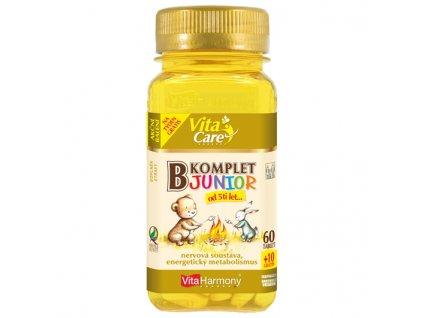 B komplet JUNIOR (60+10 tbl.)