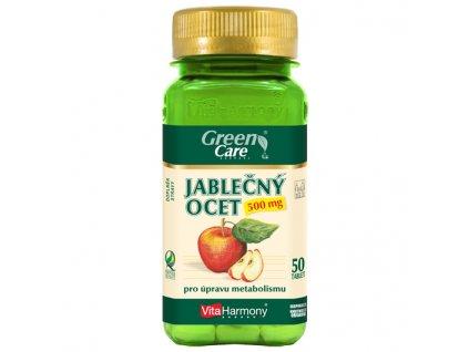 Jablečný ocet 500 mg (50 tbl.)