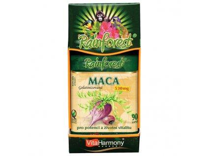 Maca 530 mg (90 cps.)