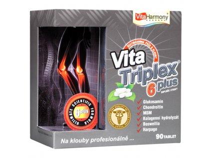 VitaTriplex® 6 PLUS (90 tbl.) Zleva
