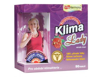 KlimaLady® (90 tbl.) zleva