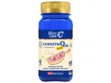 Coenzym Q10 forte s vitaminem E (60 tob.)
