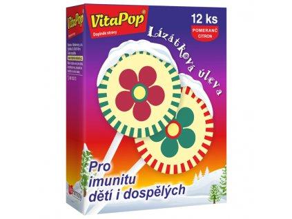 VitaPop (12 lízátek) Zleva
