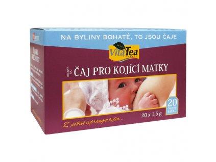 Čaj - Pro kojící matky (20 čaj. sášků)