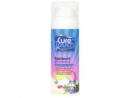 Sportovní gel - Chladivý (50 ml)