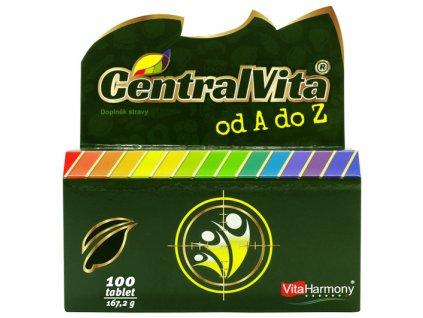CentralVita® od A do Z (100 tbl.)