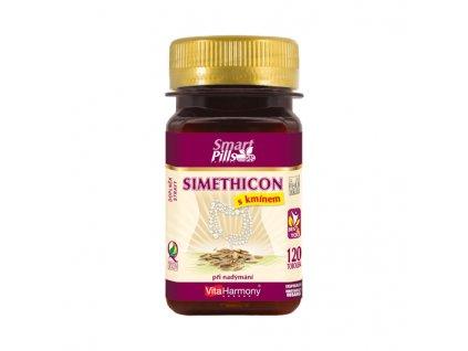 Simethicon 80 mg s kmínem (120 tob.)