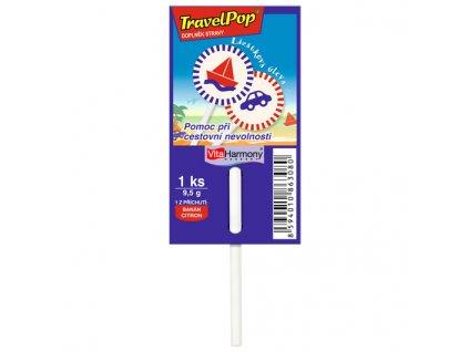 TravelPop lízátko - 1 ks