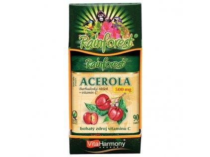 Acerola 500 mg (90 tbl.)