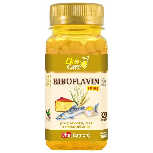 Riboflavin (320 tbl.) Eko