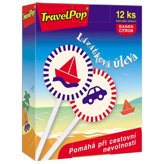 TravelPop® (12 lízátek)