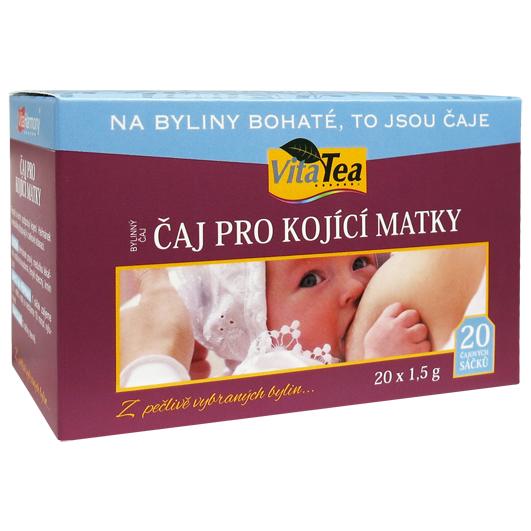 Čaj - Pro kojící matky (20 čaj. sáčků)