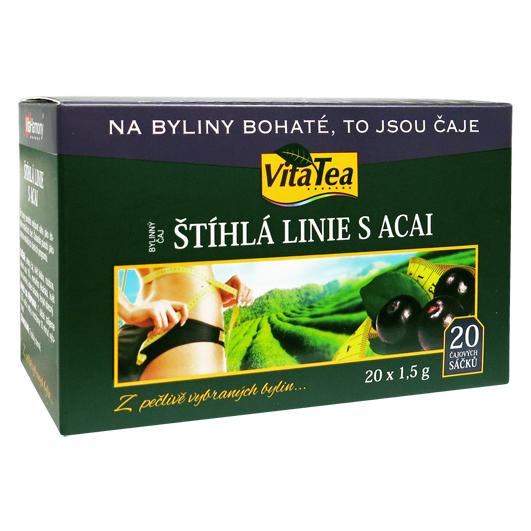 Čaj - Štíhlá linie s Acai (20 čaj. sáčků)
