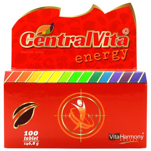CentralVita® Energy (100 tbl.)
