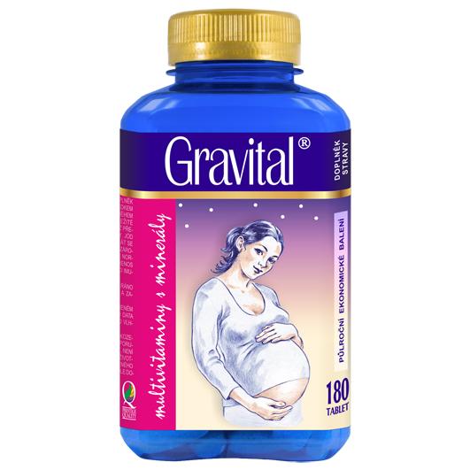 Gravital® XXL (180 tbl.)
