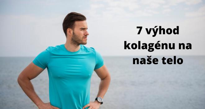 7 výhod užívania kolagénu