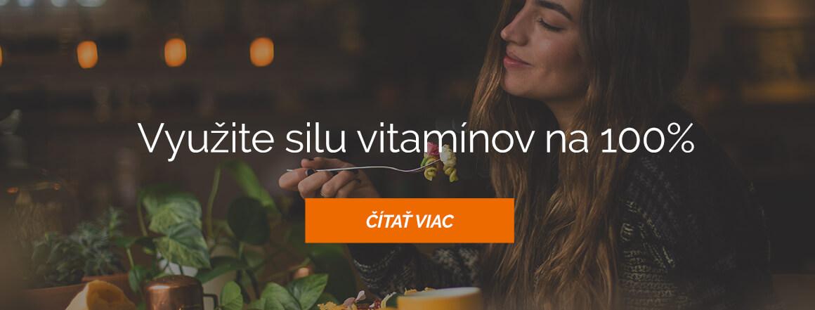 Využite silu vitaminov