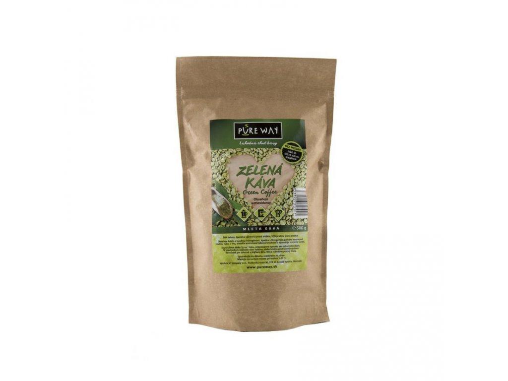 Pureway Zelena kava 500g MIX