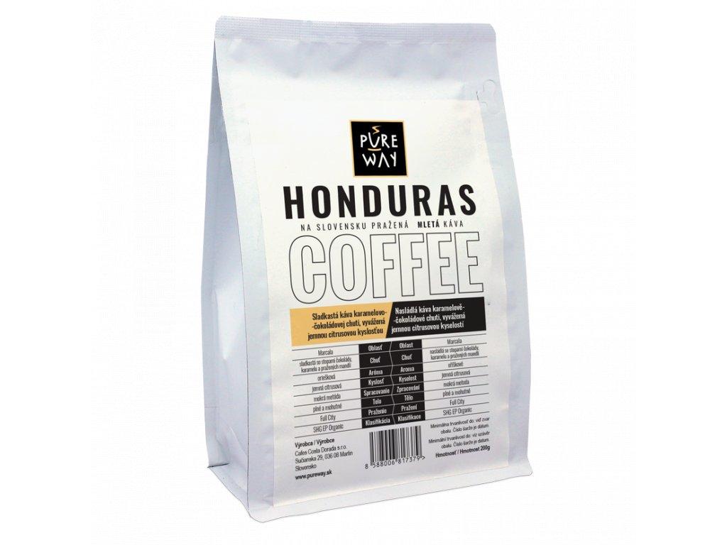 Pureway Honduras 200g mleta