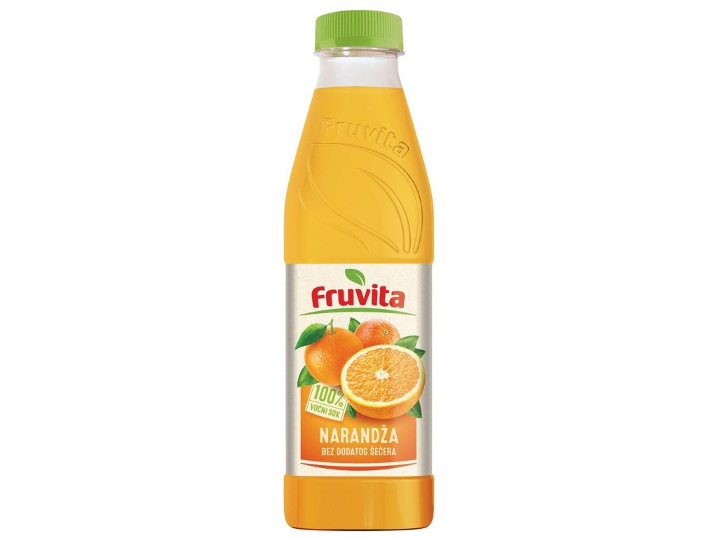 FruVita pomaranc 750 ml