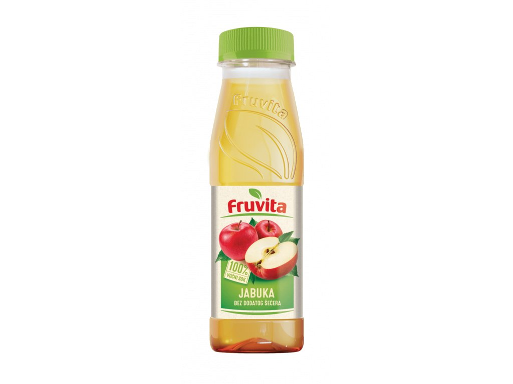 Fruvita jablko 330 ml