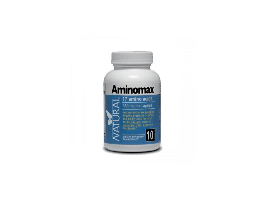 Aminokyseliny, 359 mg, 60 kapsúl