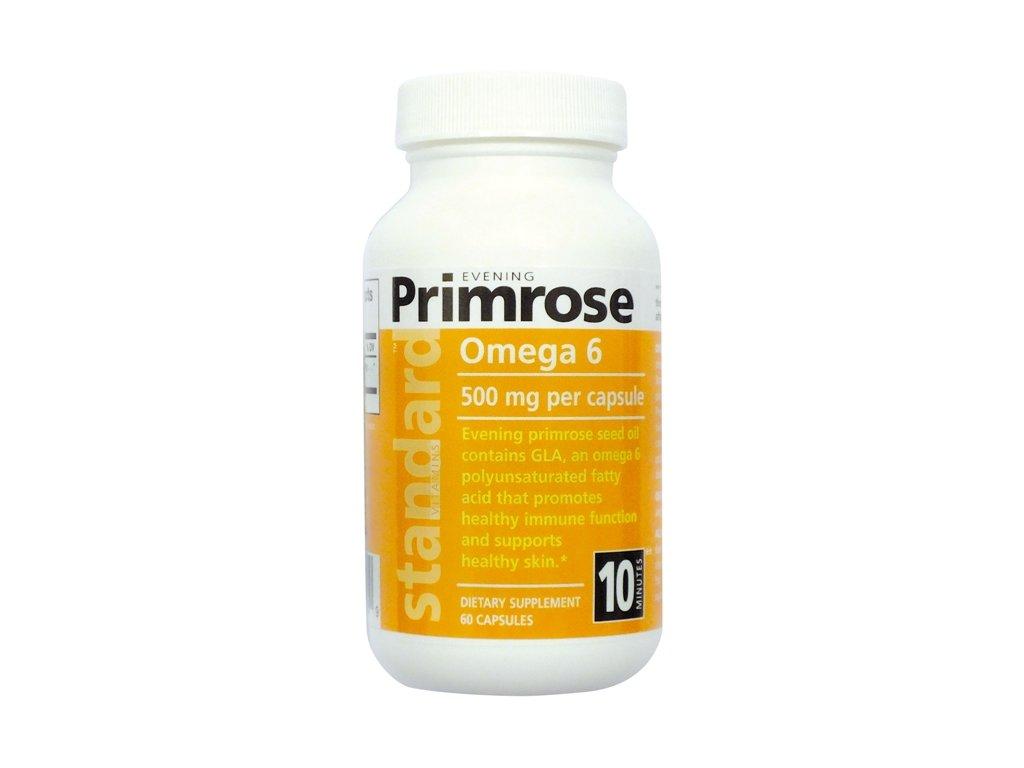 Omega-6 Pupalka dvojročná, 60 kapsúl
