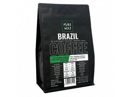 Pureway Brazil 200g zrnková