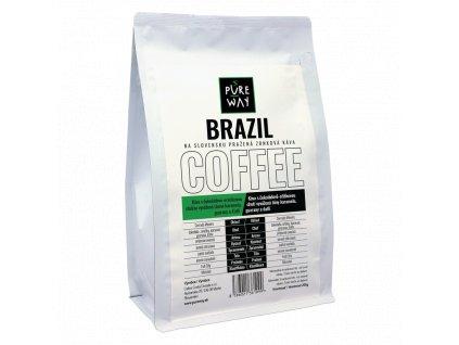 Pureway Brazil 200g mleta