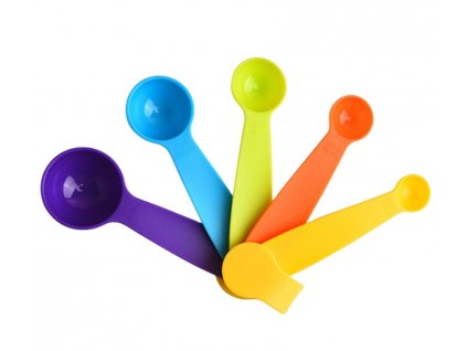 measurement scoop plastic 5pcs 6