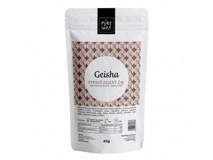 geisha tea