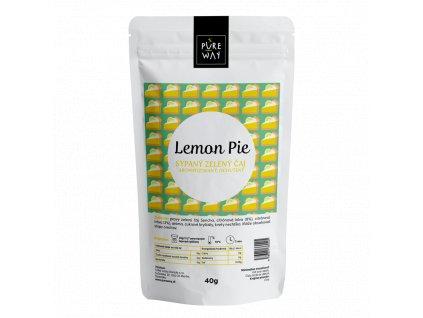 lemon pie tea