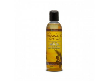 Tekutý vitamín E na pleť black 5000 IU 120 ml 500x500