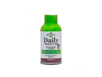 Multivitamín Daily Formula NEW s niacínom + stévia 100ml 295x275