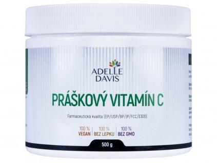 adelle davis vitamin c praskovy 500 g