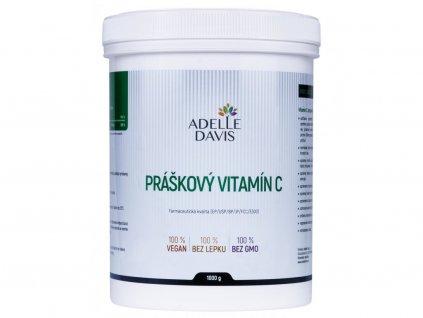 adelle davis vitamin c praskovy 1 kg