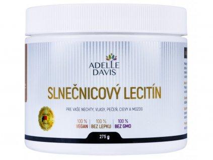 adelle davis slnecnicovy lecitin 275 g