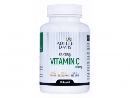 adelle davis vitamin C 500 mg 60 kapsul