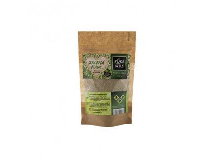 Pureway Zelena kava 100% 100G