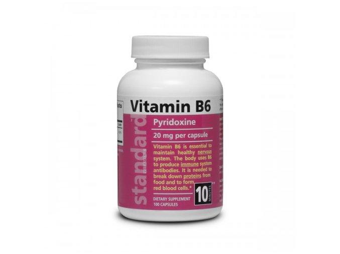 Vitamín B6 pyridoxín 20 mg pict
