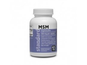 MSM organosulfur 500 mg 100 kapsúl 295x275