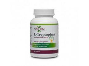 L Tryptophan 225 mg 60 kapsúl 295x275