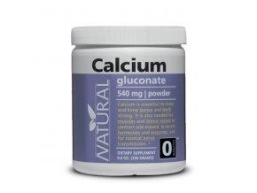 Vápnik (Calcium) NATURAL prášok 250g