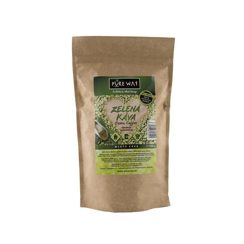 Pure Way Zelená káva 500g - MIX