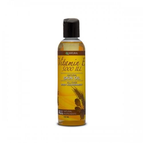 NuLab Vitamín E na pleť, olej 120 ml