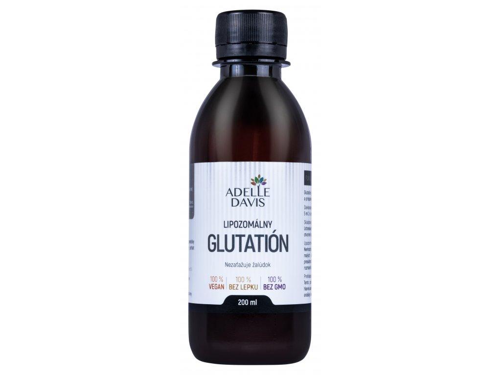 Adelle Davis - Lipozomálny Glutatión, 200 ml