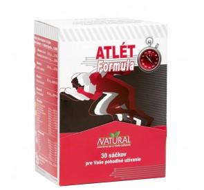 NATURAL Atlét formula, 30 dávok