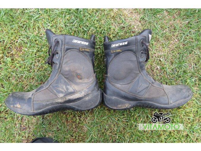 Motorkářské boty DAINESE