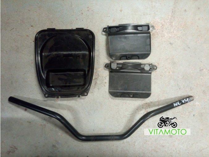 Honda NC 700/750  - řidítka plasty