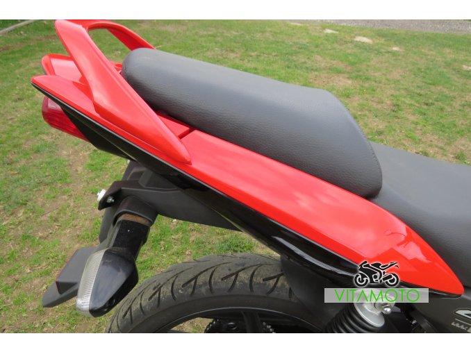 Podsedlový plast horní Honda CBF 125 (2008-2014)